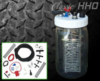 Classic-hho Hydrogen Generator Kit & Dual Supply Install Parts Water4gas Style