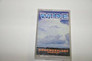 Wide Skies Gondwanaland Project Cassette Tape 1992
