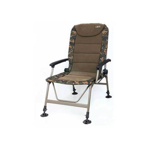 Fox R3 Camo Recliner Chair *Brand New* Free Delivery - CBC062