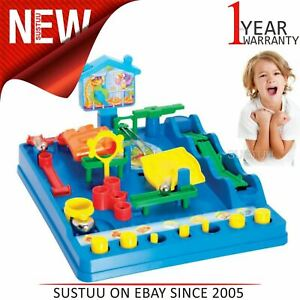 Tomy-T7070-Scewball-Marmor-Scramble-Spiel-Klassisch-Kinder-Fun-Actvity-Age-5