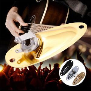 Electric-INPUT-Bass-Guitar-Parts-Accessoires-Guitare-avec-Vis-Guitare-Socket