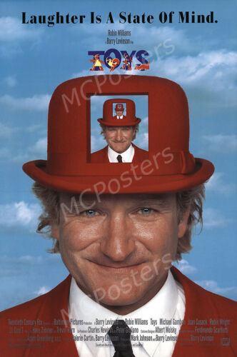 Posters USA Toys Robin Williams Movie Poster Glossy Finish MCP492