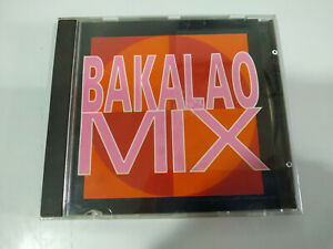 Bakalao Mix Alland P de Meyer R Arduini El Dorado Records - CD - 2T