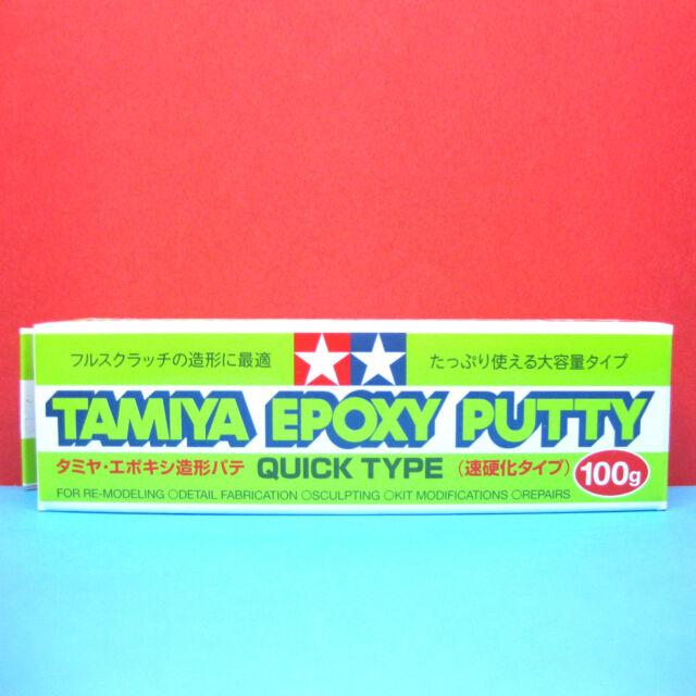 87143 Tamiya Epoxy Putty Quick Type