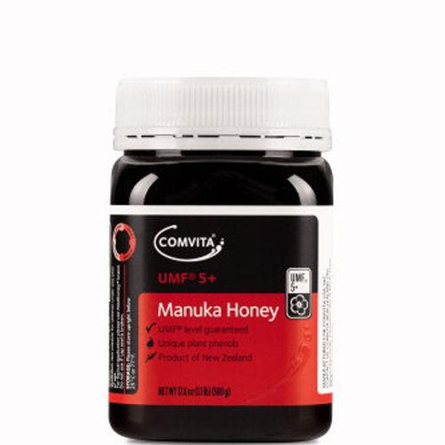 Comvita Manuka Honey UMF 5+ 500g Best Before 26/08/2018