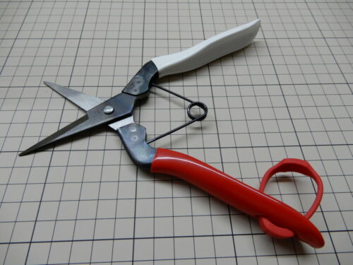 304 Floral Shears with Long Blade for Soft Stems Okatsune Japan No