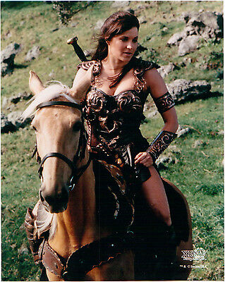 Xena Creation Entertainment photo photograph XE-LL17 Lucy Lawless as Xena