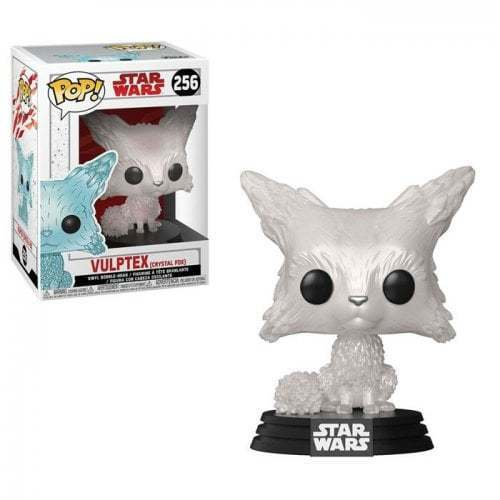 VIII l/'ultimo Jedi #256 vulptex STAR WARS-EP POP cristallina FOX