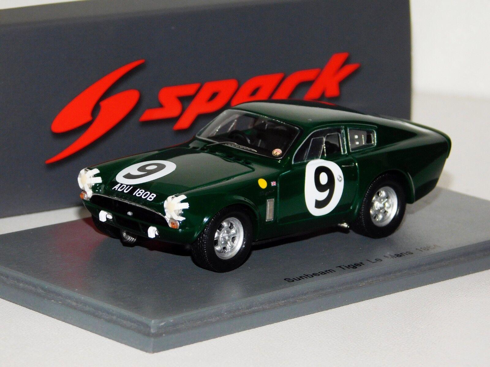 Sumbeam Sumbeam Sumbeam Tiger  9 Le Mans 1964 Spark S5231 1 43 af3e9c