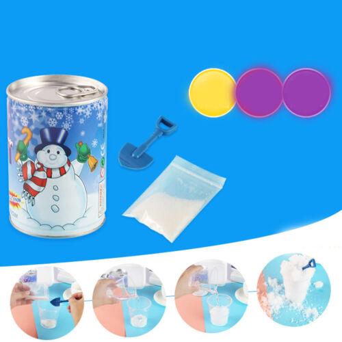 Artificial Snow Fluffy Powder Fake Water Christmas Xmas Wedding Party Decor