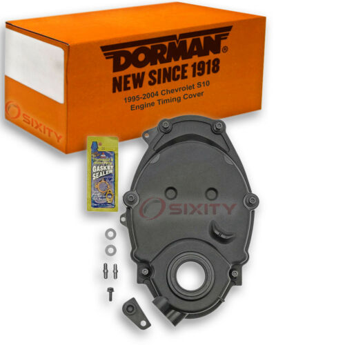 Dorman Timing Cover for Chevy S10 1995-2004 4.3L V6 Engine qz