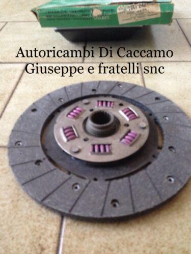 VALEO D 093//A DISCO FRIZIONE FIAT 242  FURGONE BENZINA DIAMETRO 215