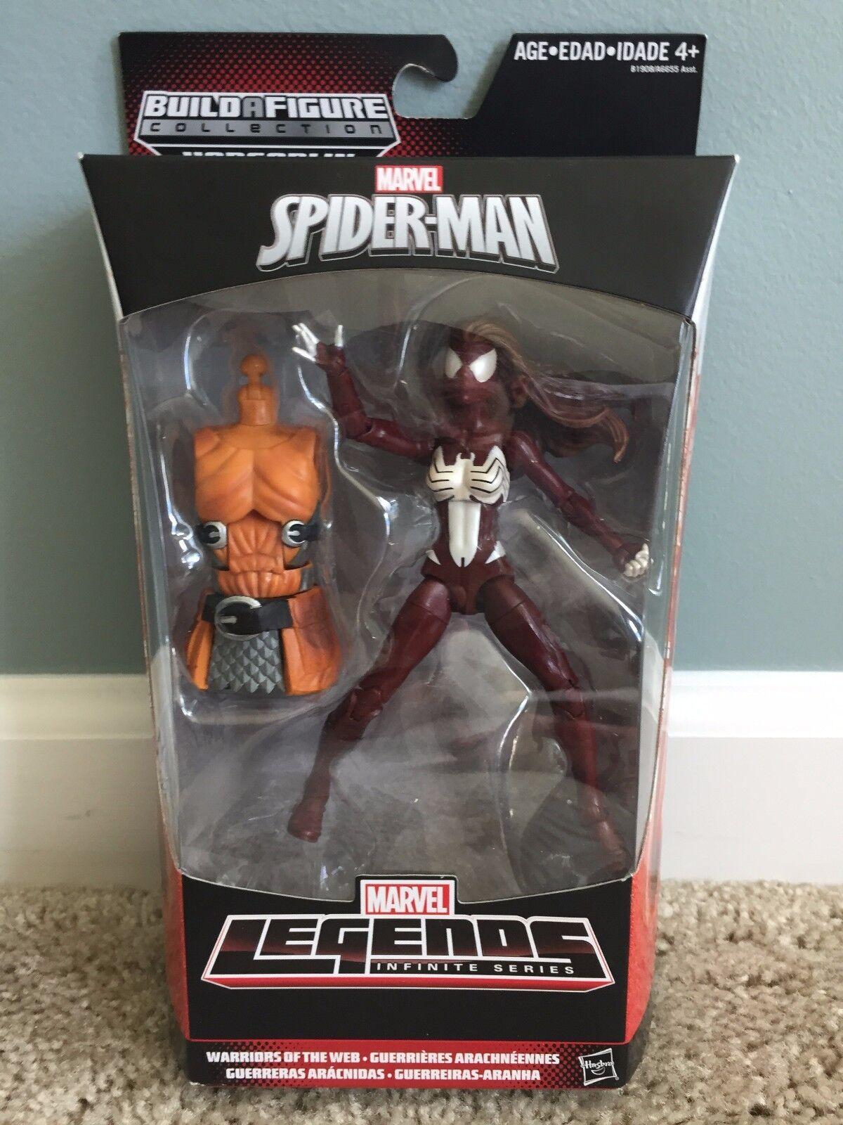 Marvel Legends Infinite Hobgoblin Series Ultmate Spider-Woman Cheap Intl Intl Intl Ship 9a8156