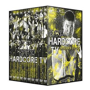 Ecw hardcore tv listings with you