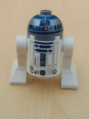 Genuine Lego Star Wars R2-D2 Droid Mini Figure From Set 75038 2014