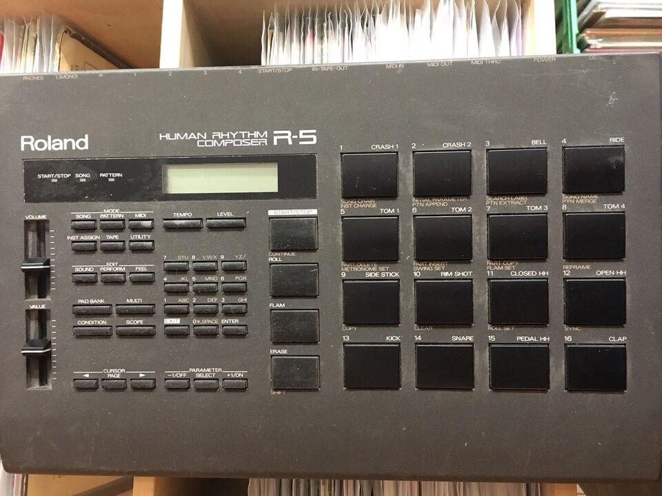 Groovebox, Roland