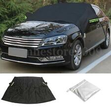 Car Windscreen Windshield Cover Sun Shade Anti Snow Frost Dust Mirror Protector