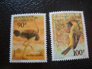 Dschibuti a7 463 464 Nsg Briefmarke Briefmarke Gesundheit Effektiv StäRken Yvert Und Tellier Nr