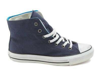 CONVERSE ALL STAR TWO FOLD HI GRIGIO ROSA 522222 scarpe