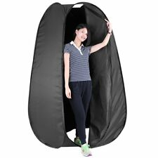 Powerpak 100x180cm Portable Indoor outdoor Photography changing room- black