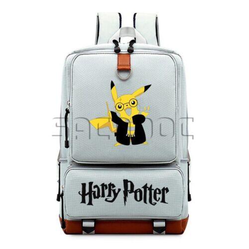 Harry Potter Schultaschen Rucksack Jungen Mädchen  Hogwart Heiligtümer des Todes