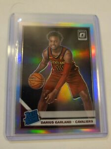 2019-20 Optic Darius Garland HOLO RC #195 - Cleveland Cavaliers Silver Rookie