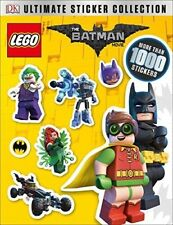 Ultimate Sticker Collections: The LEGO® Batman Movie by Dorling Kindersley Publishing Staff (2016, Paperback)