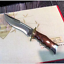 COLUMBIA-Fixed-Blade-Knife-Large-Bowie-Camping-Hunting-Survival-Pocket-Knife thumbnail 5