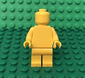 Lego Plain Green Monochrome Minifigure