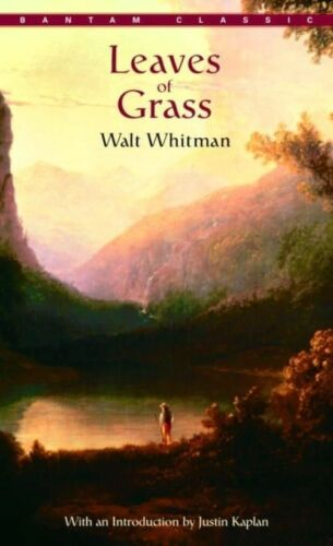 1 of 1 - LEAVES OF GRASS., Walt Whitman., Used; Very Good Book