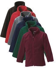 ea9052043 Bear Grylls Childrens BG Core Boys Girls Full Zip Softshell Jacket ...