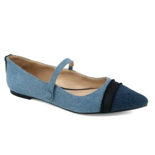 Details about  /New Womens Who What Wear Nellie Mary Jane Loafers Shoes NWOB E14