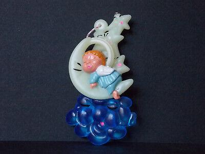Jouet kinder Noël 2002 Ange Lune France 2002