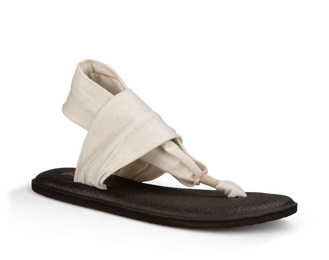 Sanuk Yoga Sling 2 Metallic Women's Slingback Sandal - pink gold - SWS10951