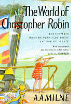 The World of Christopher Robin (Winnie-the-Pooh), Milne, A. A., Used; Acceptable