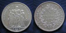 MONETA COIN MONNAIE FRANCIA REPUBLIQUE FRANÇAISE 5 FRANCS 1873.A ARGENTO SILVER