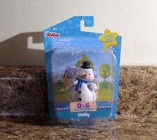 Disney Doc McStuffins Keychain Figure Chilly New