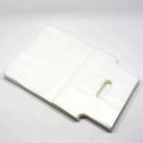 One//Two Cups Beverage Carry Out Clear Plastic Packaging Bag Pouches