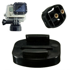 Amazing Quick Release Tripod Mount Adapter for GoPro HD Hero 4 3+ 3 2 1 HU