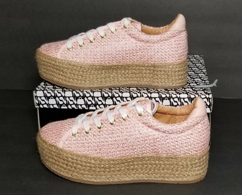 PRIMAfemmes collection Baskets Femme Euro taille 38 new in box Rose Rose