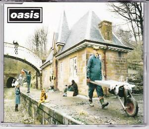 OASIS-UK-4-TRACK-CD-1995-SOME-MIGHT-SAY