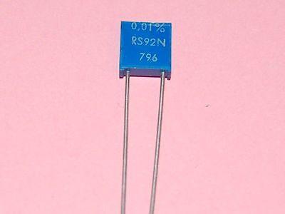 Résistance de précision ± 0.01/% 24 valeurs au choix Precision resistor