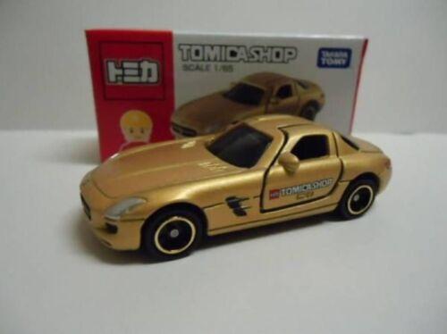 New Tomy Tomica MERCEDES BENZ SLS AMG Tomica Shop Original 1//65 scale Japan