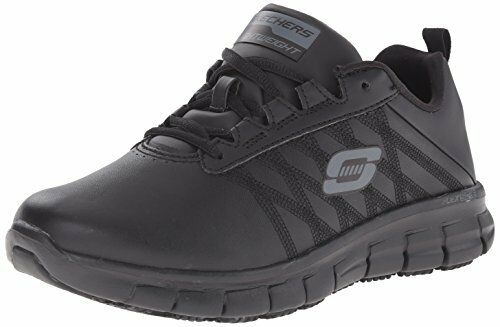 Skechers for Work Erath 76576 Womens Sure Track Erath Work Athletic Lace Boot a4760e