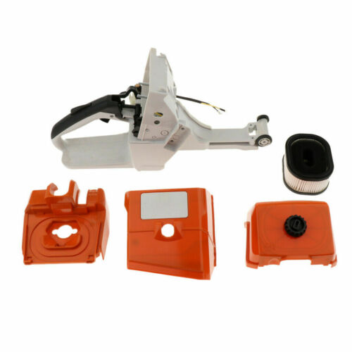 QHALEN Gas Fuel Tank Rear Handle Accessory Parts For STIHL 044 MS440 Chainsaw