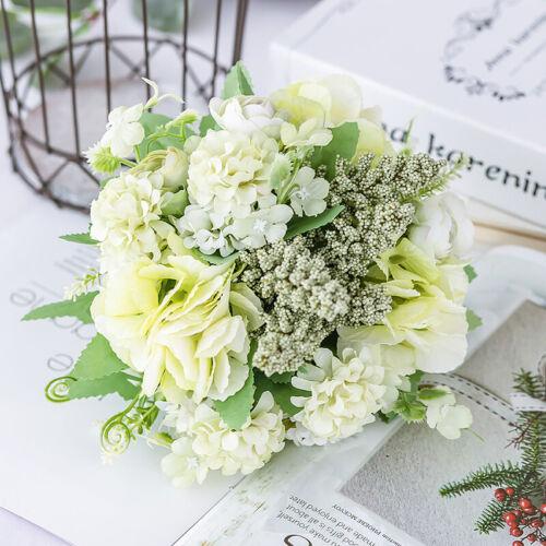 Tabelle Künstliche Blumen Bündel Die Seide Simulation Braut Hochzeit Halten
