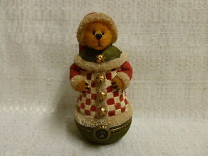 Boyds-Bear-St-Nichol-Kringle-Klaus-Treasure-Box-1E-4018013-NIB