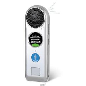 Image Is Loading Langie Pocket Translator Online Offline 2 Way Voice