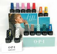 Gelcolor Soak-off Nail Polish - Fiji Collection - Pick Any Color/base/top 0.5oz
