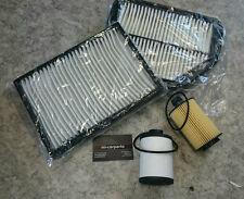 Inspektionspaket Filter Wartungskit Opel Antara  2,2 CDTI 2010-
